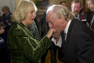 Paul Costello Prince Charles, Prince Of Wales And Camilla, Duchess Of Cornwall Visit Irish Embassy