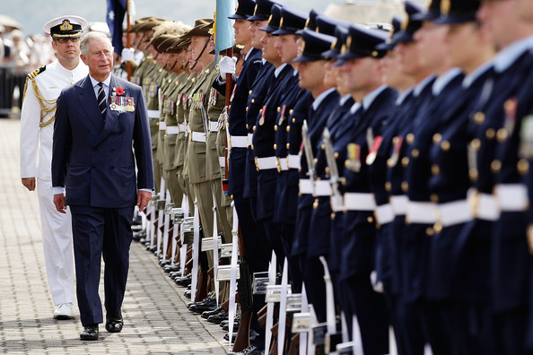 The Prince Of Wales And Duchess Of Cornwall Visit Australia - Day 5