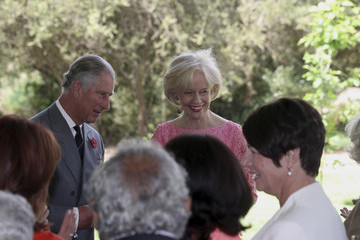 Prince Charles Quentin Bryce The Prince Of Wales And Duchess Of Cornwall Visit Australia - Day 6