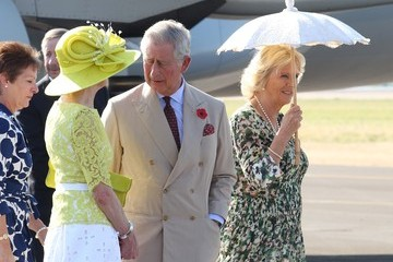 Prince Charles Quentin Bryce The Prince Of Wales & Duchess of Cornwall Visit Australasia