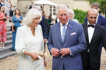 """Prince Charles The Prince Of Wales And The Duchess Of Cornwall Attend """"A Starry Night In The Nilgiri Hills"""""""