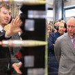 Prince Charles The Prince Of Wales Visit The Whittle Laboratory