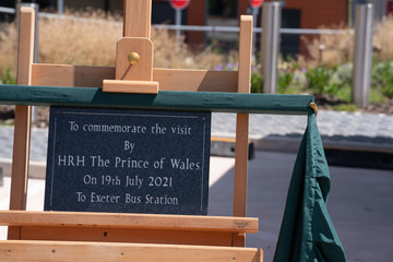 Prince Charles The Prince Of Wales And The Duchess Of Cornwall Visit Devon And Cornwall - Day One