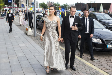 Prince Daniel Swedish Royals Attend Polar Music Prize