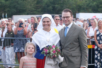 Prince Daniel The Crown Princess Victoria Of Sweden's Birthday Celebrations