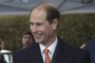 Prince Edward Countess of Wessex Celebrates Her Birthday
