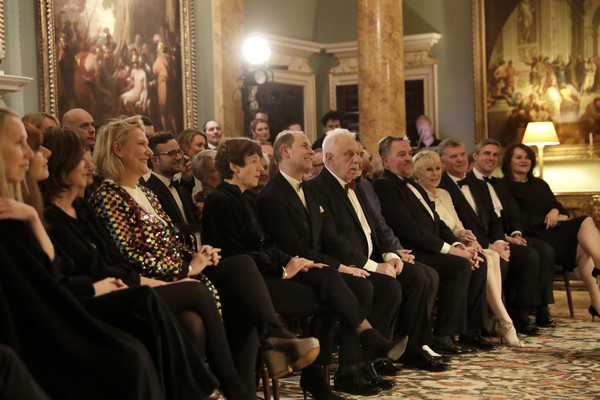National Youth Theatre Baroque And Roll Fundraising Gala 2020 [event,religious institute,patriarch,david pearl,prince edward,dawn airey,earl of wessex,l-r,spencer house,england,london,national youth theatre baroque and roll fundraising gala,dawn airey,getty images,stock photography,photography,photograph,image,royalty-free,\u30b9\u30c8\u30c3\u30af\u30d5\u30a9\u30c8,national youth theatre]