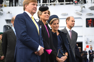 Prince Edward State Visit Of The King And Queen Of The Netherlands - Day Two