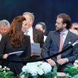 Prince Felix Luxembourg Celebrates National Day : Day One