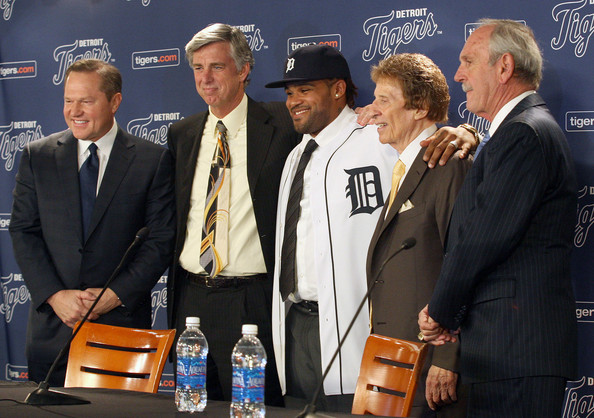 Detroit Tigers Introduce Prince Fielder