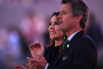 Prince Frederik Of Denmark Opening Ceremony 2016 Olympic Games - Olympics: Day 0