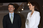 Prince Frederik of Denmark and Princess Mary of Denmark visit Corporate Culture and Cult on November 23, 2011 in Melbourne, Australia. Princess Mary and Prince Frederik are on their first official visit to Australia since 2008. The Royal visit began in Sydney, before heading to Melbourne, Canberra and Broken Hill.