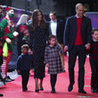Prince George The Duke and Duchess Of Cambridge And Their Family Attend Special Pantomime Performance To Thank Key Workers