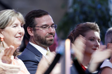 Prince Guillaume of Luxembourg Luxembourg Celebrates National Day : Day 1