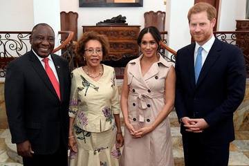 Prince Harry Meghan Markle The Duke And Duchess of Sussex Visit South Africa