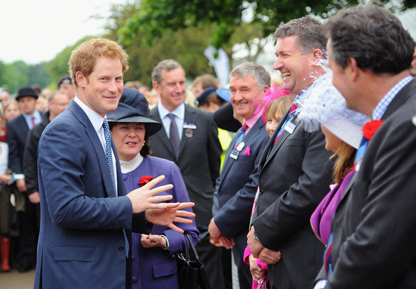 Prince Harry Prince Harry attends the Suffolk Show during an official visit to Suffolk on May 29, 2014 in Ipswich, England.