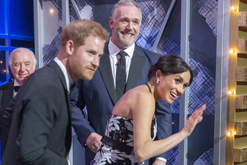Prince Harry The Royal Variety Performance 2018