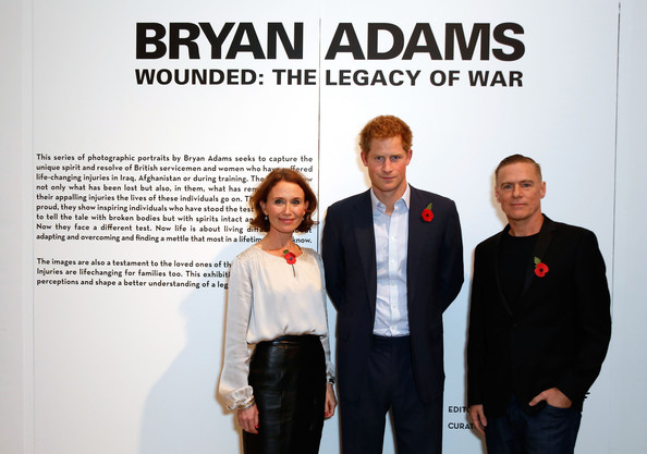 'Wounded: The Legacy of War' Photography Exhibition