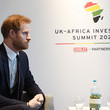 Prince Harry Prime Minister Boris Johnson Hosts UK-Africa Investment Summit