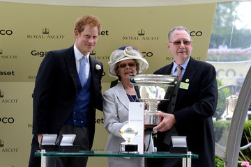 Prince Harry Royal Ascot 2015 - Day 1