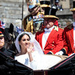 Prince Henry Prince Harry Marries Ms. Meghan Markle - Procession