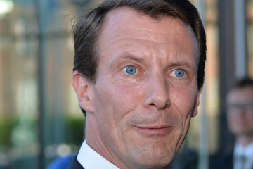Prince Joachim Inauguration of the House of Foreign Industry in Denmark