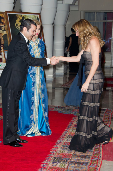 Marrakech International Film Festival 2011 - Tribute To Prince Moulay Rachid