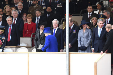 Prince Philip Prince Phillip Dedication and Unveiling of the Iraq and Afghanistan Memorial