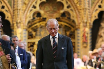 Prince Philip Service of Dedication to Admiral Arthur Philip