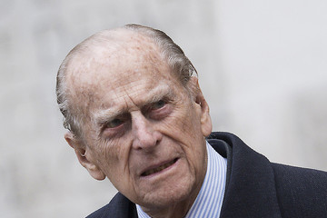 Prince Philip Service Of Thanksgiving To Celebrate 60 Years Of The Duke Of Edinburgh's Award