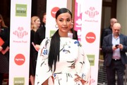 Maya Jama attends The Prince's Trust, TKMaxx and Homesense Awards at The Palladium on March 13, 2019 in London, England.