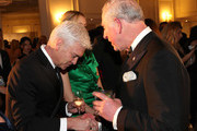 Prince Charles, Prince Of Wales meets Phillip Schofield during the Prince's Trust 'Invest In Futures' Reception at The Savoy Hotel on February 7, 2019 in London, England. Over the past 13 years, The Prince's Trust's 'Invest in Futures' event has encouraged donors to help disadvantaged young people into work, training or enterprise.