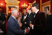 Prince Charles, Prince of Wales meets guests at a reception hosted by himself and Camilla, Duchess of Cornwall for the Elephant Family Animal Ball at Clarence House on June 13, 2019 in London, England. Elephant Family is an international NGO dedicated to protecting the Asian elephant from extinction in the wild.