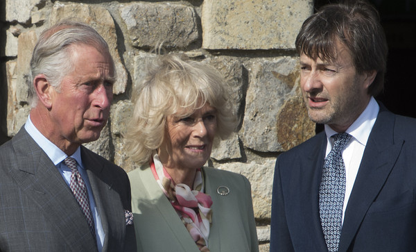 Prince of Wales and the Duchess of Cornwall's Irish Trip Day Two