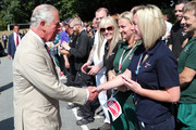 The Prince Of Wales & Duchess Of Cornwall Visit Devon & Cornwall - Day 2