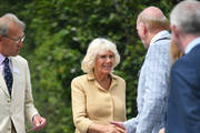 The Prince Of Wales And Duchess Of Cornwall Visit Devon And Cornwall - Day 3