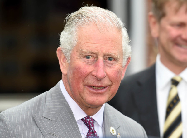 The Prince Of Wales Visits St Austell Brewery