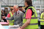 The Prince Of Wales Visits Woolcool