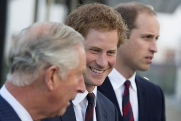 Prince William Prince Charles Prince William and Prince Harry Do Business