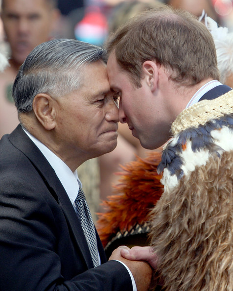 Prince William Visits New Zealand - Day 2