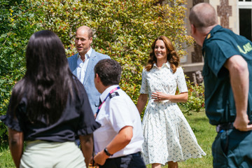 Prince William Royal Foundation Announces £1.8 Million Fund To Support Frontline Workers And The Nation's Mental Health