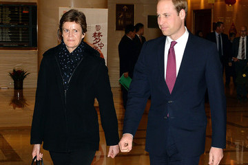 Prince William The Duke Of Cambridge Visits China - Day 1