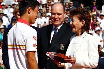Prince of Monaco ATP Masters Series: Monte Carlo Rolex Masters - Day Eight