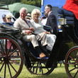 Prince of Wales and Camilla The Prince Of Wales And The Duchess Of Cornwall Visit Sandringham Flower Show 2019