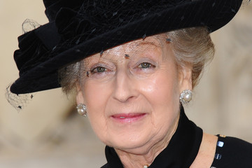 Princess Alexandra Service of Thanksgiving for Lady Soames