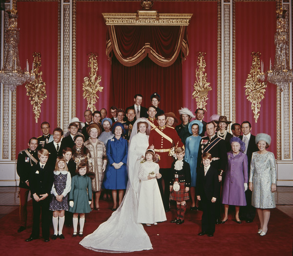 Princess Anne Photos Photos - In Focus: Official Portraits of the ...