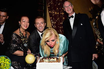 Princess Antonia Schaumburg-Lippe Her Highness Princess Antonia Schaumburg-Lippe Birthday Party Hosted By Sue Wong