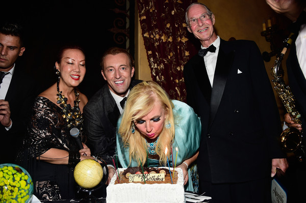 Her Highness Princess Antonia Schaumburg-Lippe Birthday Party Hosted By Sue Wong
