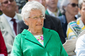 Princess Astrid of Norway Norwegian Queen 80th Birthday Celebrations
