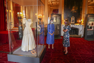 Princess Beatrice Princess Beatrice's Wedding Dress Goes On Display At Windsor Castle